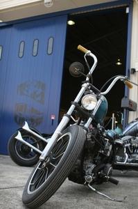 Harley FLH1200 Shovel Head