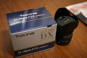 AT-X 116 PRO DX 11-16mm F2.8