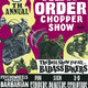 NEW ORDER CHOPPER SHOW in KOBE 2013