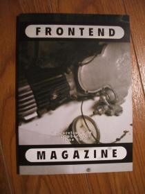 fFRONTEND MAGAZINE Vol.5