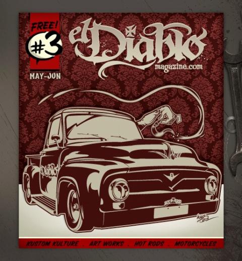 El Diablo Magazine #3