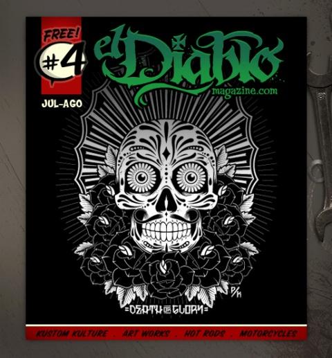El Diablo Magazine #4