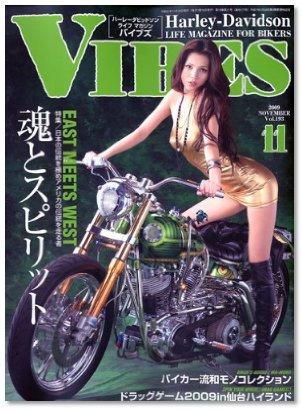 VIBES (バイブズ) 2009年 11月号